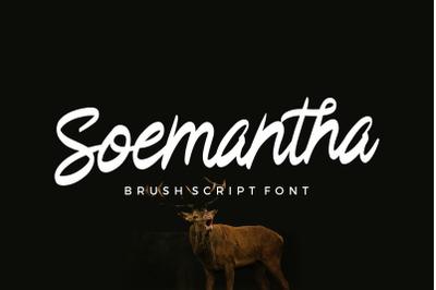Soemantha