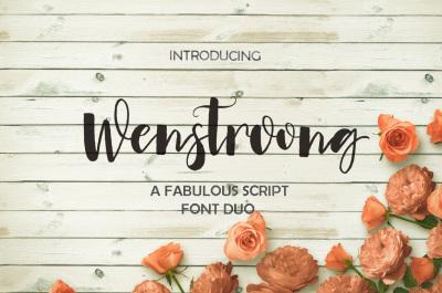 Wenstroong Scipt