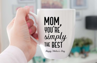 Mom you're simply the best Printable