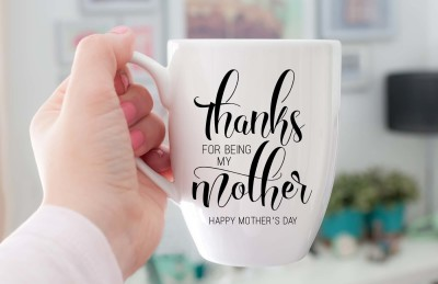 Thanks for being my mother Printable