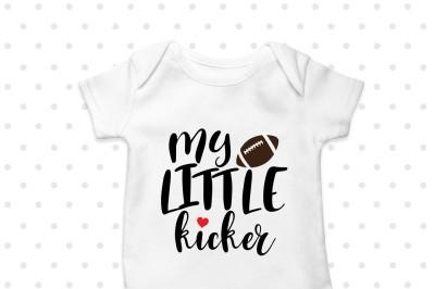 My little football kicker Printable