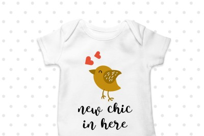 new chic in here Printable
