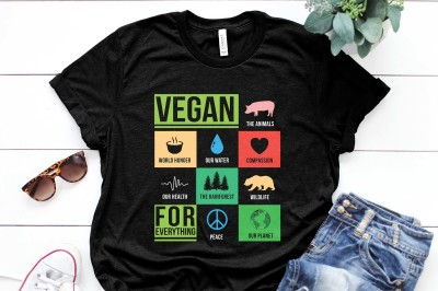 Vegan for everything