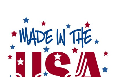 Made in the USA SVG
