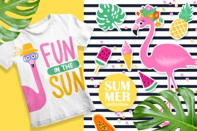Summer illustrations!