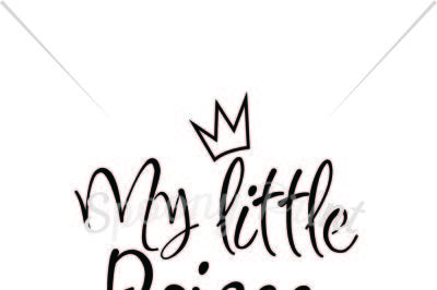 My little prince Printable