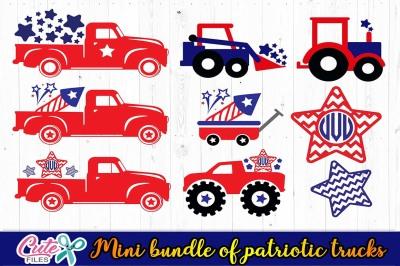 Truck svg patriótico, el 4 de julio SVG, Merica yall svg,  ar