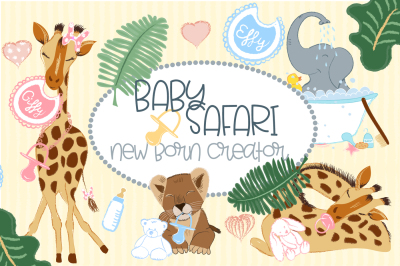 Baby Safari creator collection