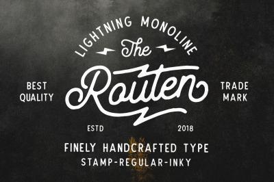 Routen Lightning Monoline 20%OFF