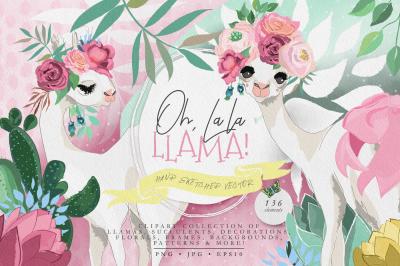 Oh La La Llama
