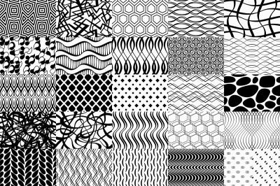 26 Abstract geometric pattern