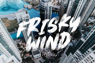 Frisky Wind