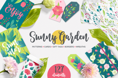 Sunny Garden Kit
