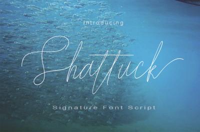 Shattuck Script