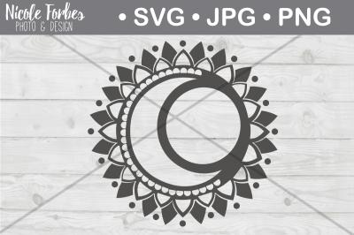 Mandala SVG Cut File