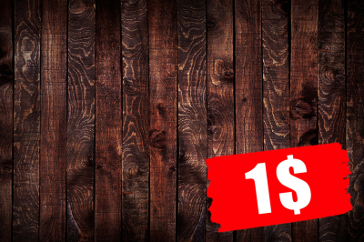 Dark wooden background or texture