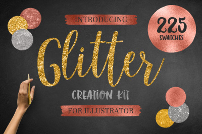 (AI) Glitter Creation Kit
