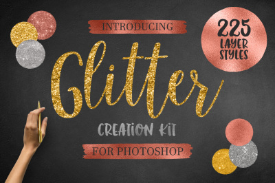 (PS) Glitter Creation Kit