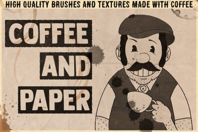 Coffee&Paper - Handcrafted Pack