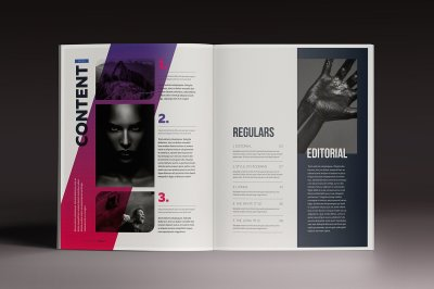 Gradient Indesign