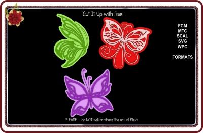353 Butterflies