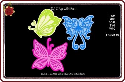 354 Butterflies