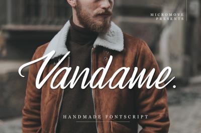 Vandame Fontscript