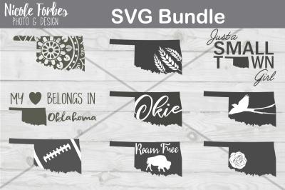 Oklahoma SVG Bundle