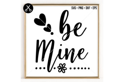 BE MINE SVG -0030