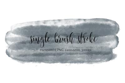Single brush stroke - 10001