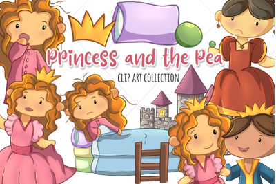 Princess and the Pea Collection