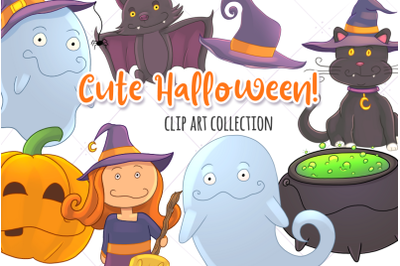 Cute Halloween Collection