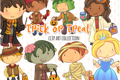 Trick or Treat Kids Collection