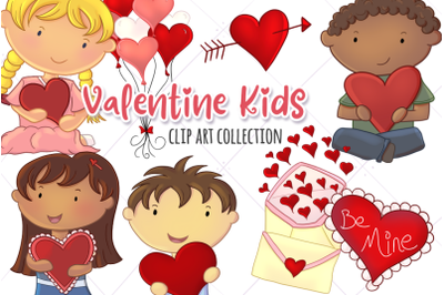 Valentine Kids Collection