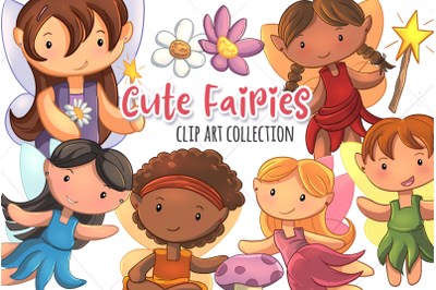 Cute Fairies Collection