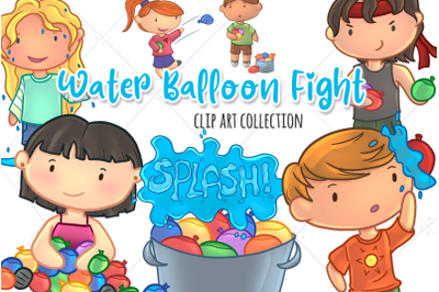 Water Balloon Fight Collection