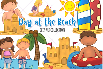 Day At The Beach Collection