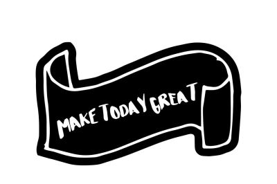 Make today great ,SVG DXF EPS PNG