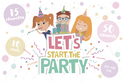 Kids Party kit