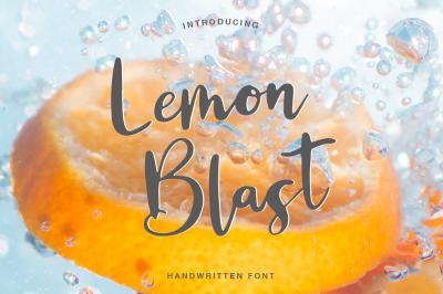 Lemon Blast