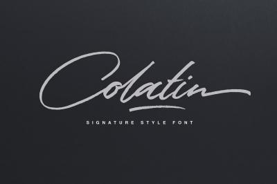 Colatin Script
