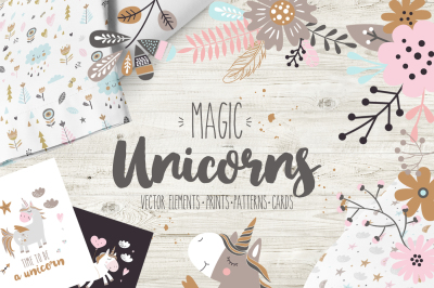 Magic Unicorns