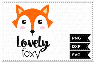 Lovely foxy
