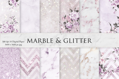 Rose Marble Textures