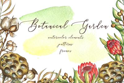Botanical Garden kit
