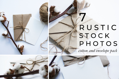 Rustic Stock Photos Mini Bundle
