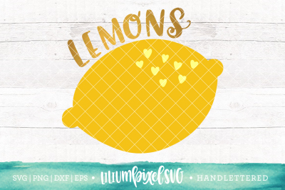 Lemons with Heart