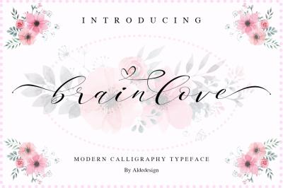 Brainlove - Beautiful Script