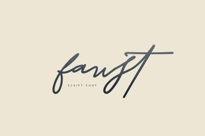 Faust Script