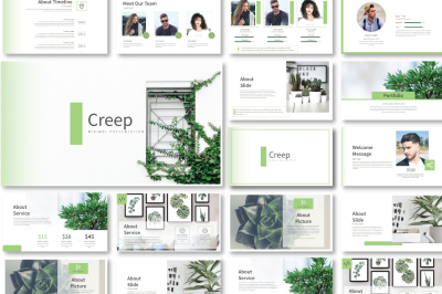 Creep Presentation Template